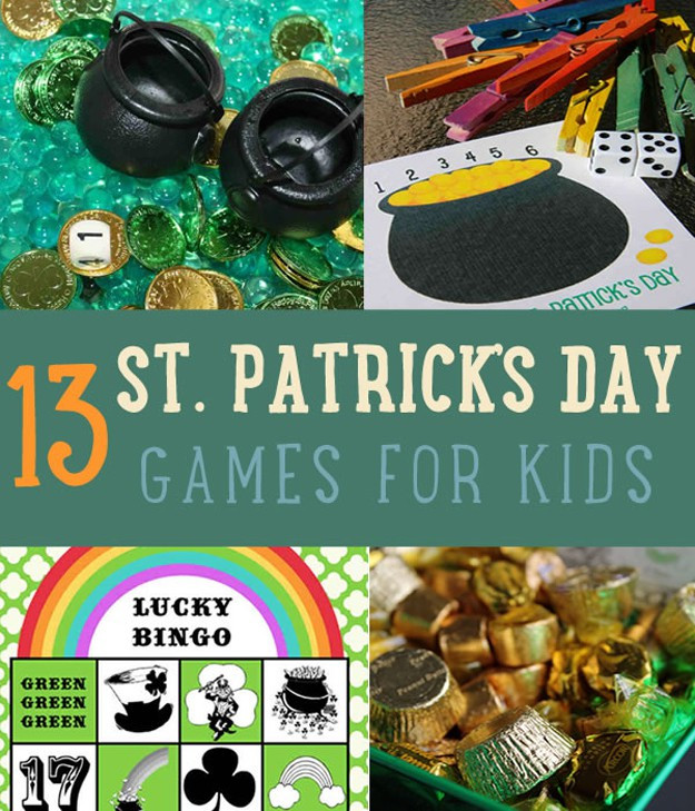 Fun St Patrick's Day Activities St Patricks Day Games DIY Projects Craft Ideas & How To's