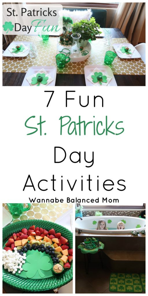 Fun St Patrick's Day Activities 7 Fun St Patrick Day Activities for Kids