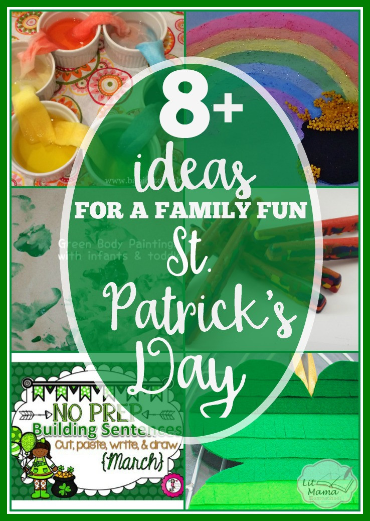 Fun St Patrick's Day Activities 8 Crafts and Activities for a Family Fun St Patrick s Day