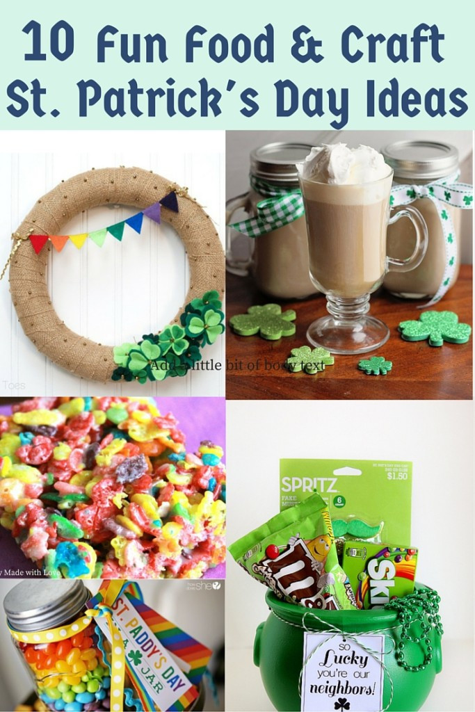 Fun St Patrick's Day Activities 10 Fun St Patrick s Day Ideas Leah With Love