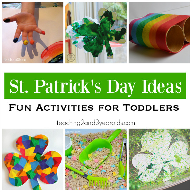 Fun St Patrick's Day Activities 17 Fun St Patrick s Day Activities for Toddlers