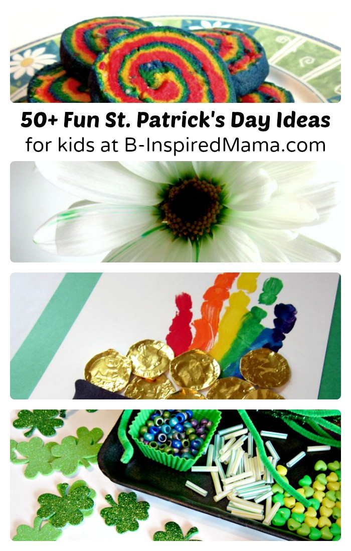 Fun St Patrick's Day Activities 50 Fun Ideas for St Patrick s Day for Kids