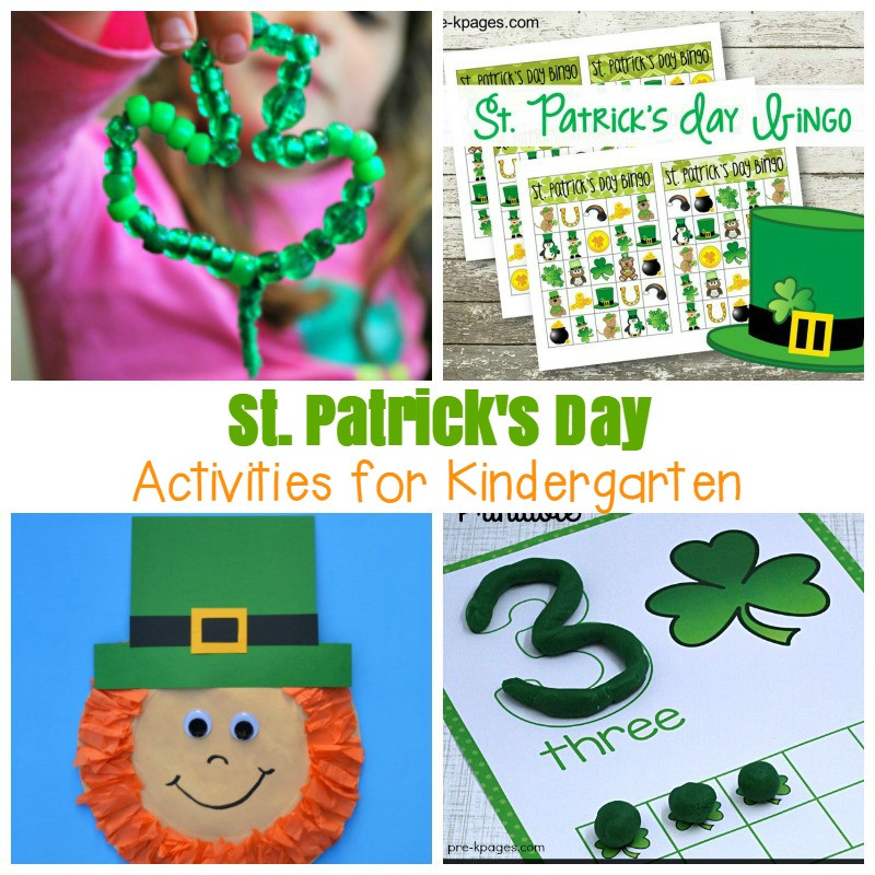 Fun St Patrick's Day Activities Educational and Fun St Patrick s Day Activities for
