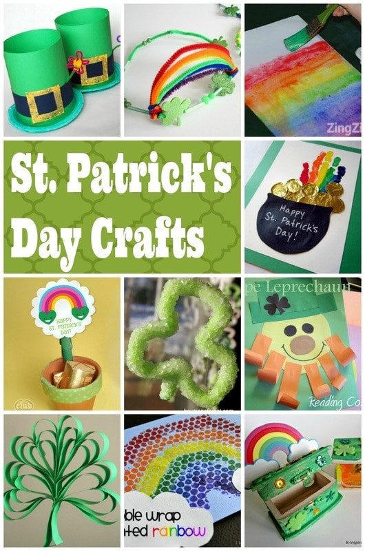 Fun St Patrick's Day Activities Fun St Patrick s Day activities for Kids Itsy Bitsy Fun