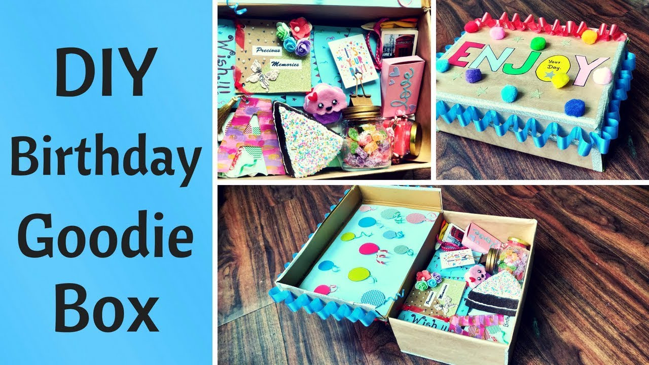 The Best Ideas for Birthday Gift Packages - Home, Family ...