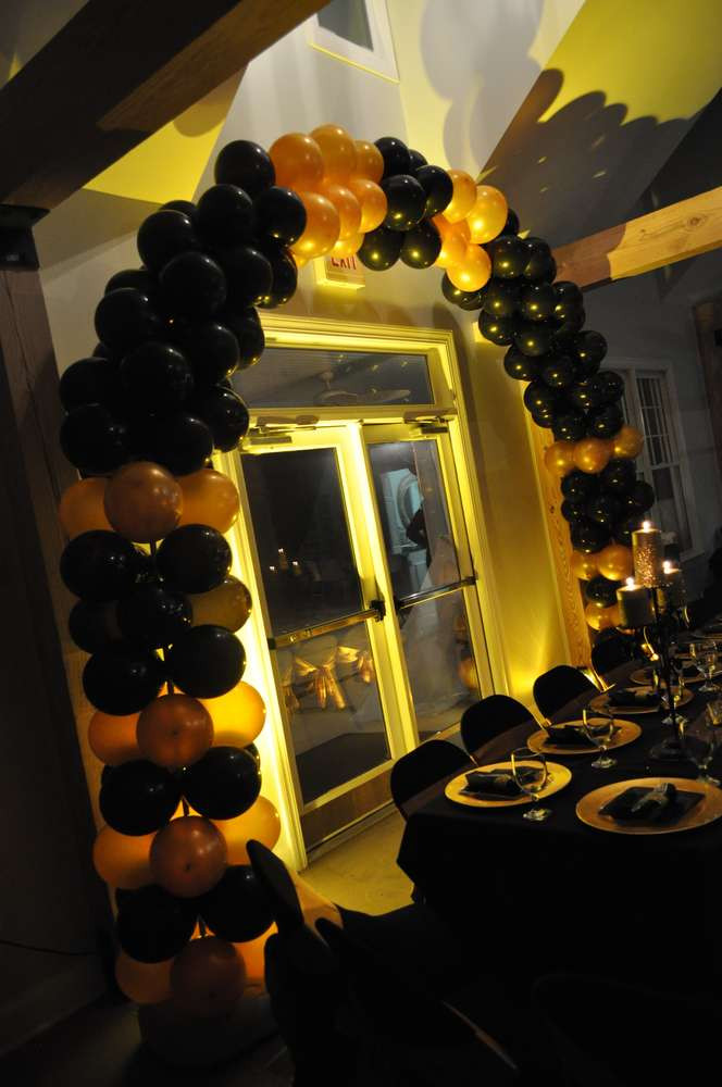 Black And Gold Pics Pic