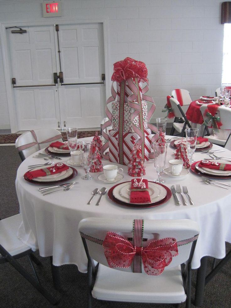 christmas party theme ideas for church