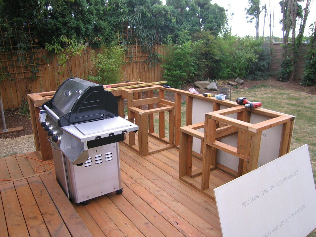 The Best Diy Bbq island Plans - Home, Family, Style and ...