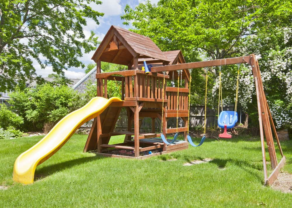 21 Dreamy Swing Set for Big Kids - Home, Family, Style and ...