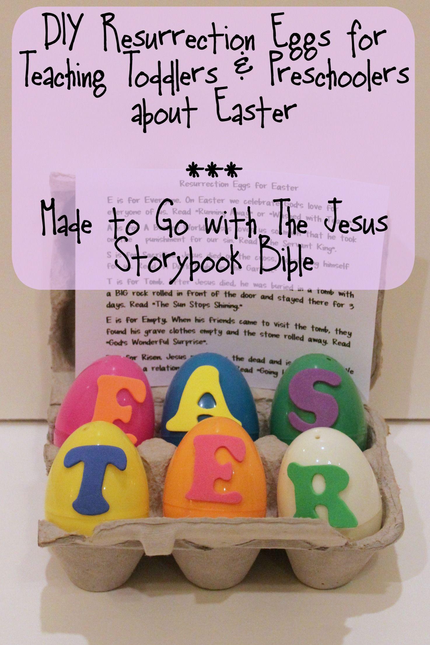 Religious Easter Worksheets For Kindergarten