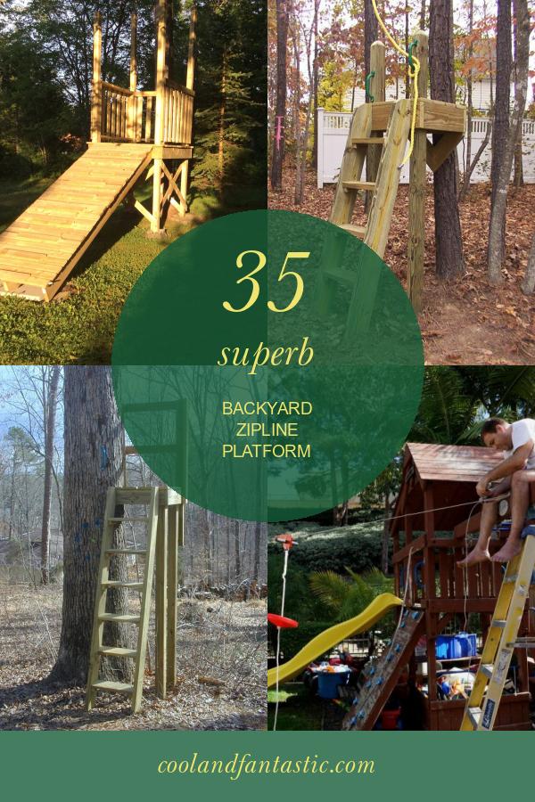 35 Superb Backyard Zipline Platform - Home, Family, Style ...