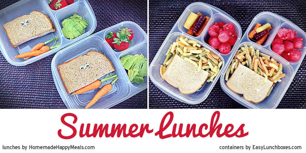 The Best Summer Camp Lunch Ideas - Home, Family, Style and ...