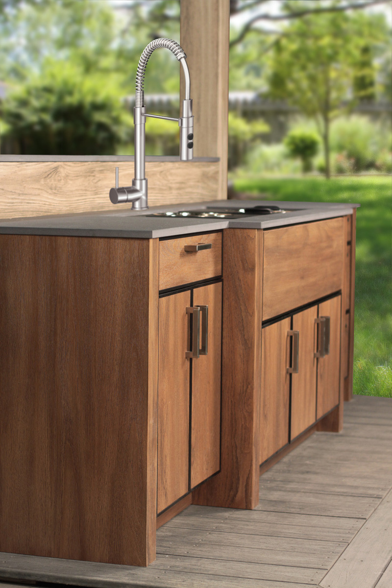 25 Excellent Waterproof Outdoor Kitchen Cabinet - Home ...